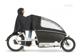 Urban Arrow Poncho